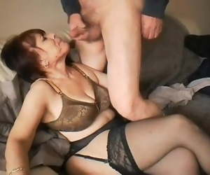 Mature Nylon Porn Tube